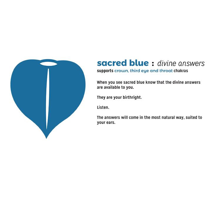 Spakona Detailed Sacred Blue