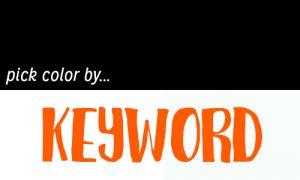 orangekeyword
