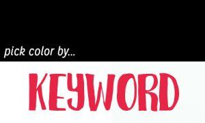 pinkkeyword