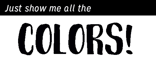showmeallthecolors